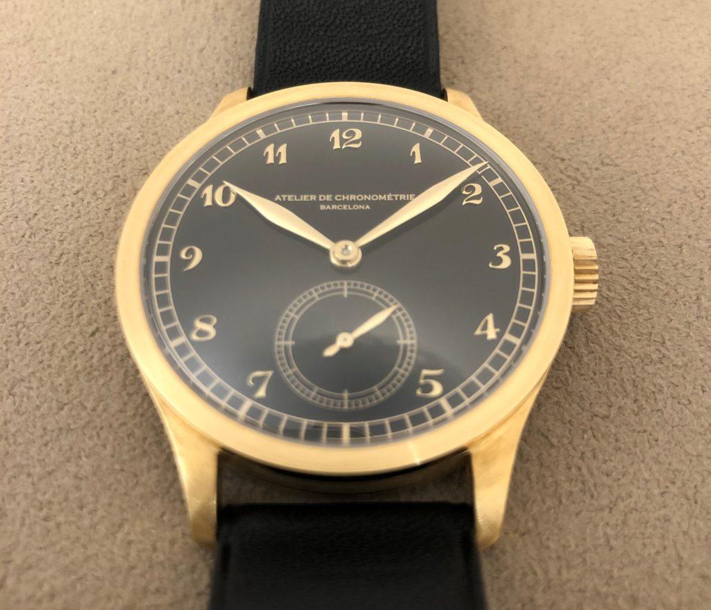 <アトリエ・ド・クロノメトリ>アンティークを知り尽くした時計作り