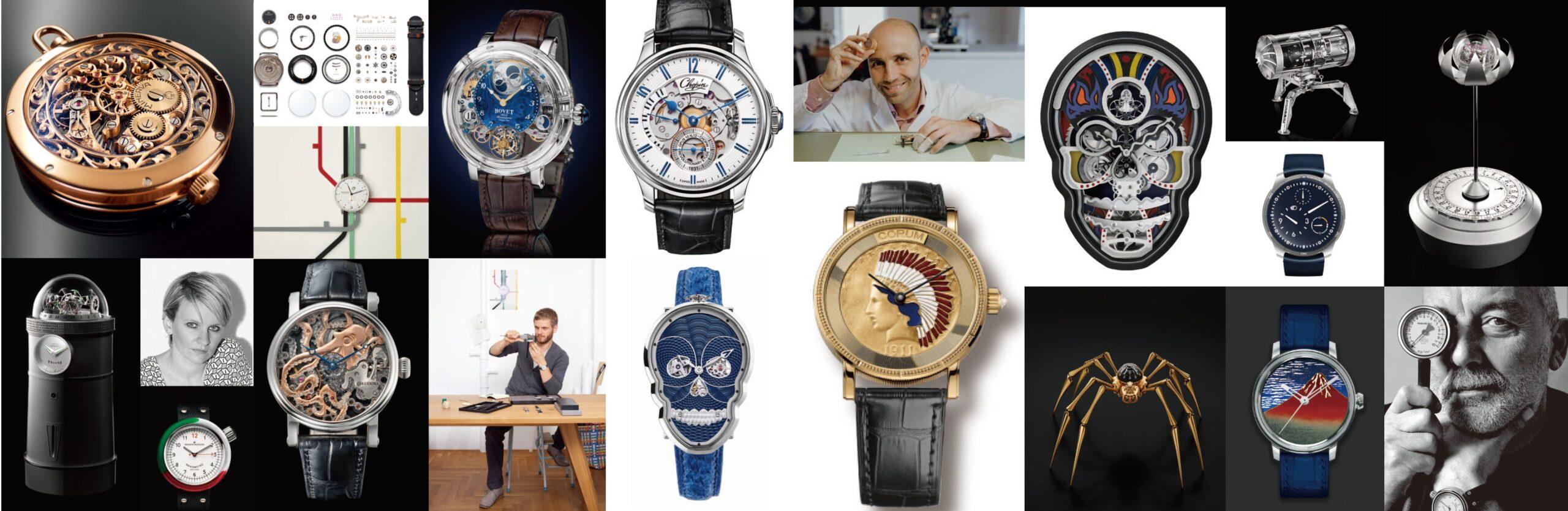 日本橋三越店 Selected by Shellman Arts and Crafts watches and Clocks